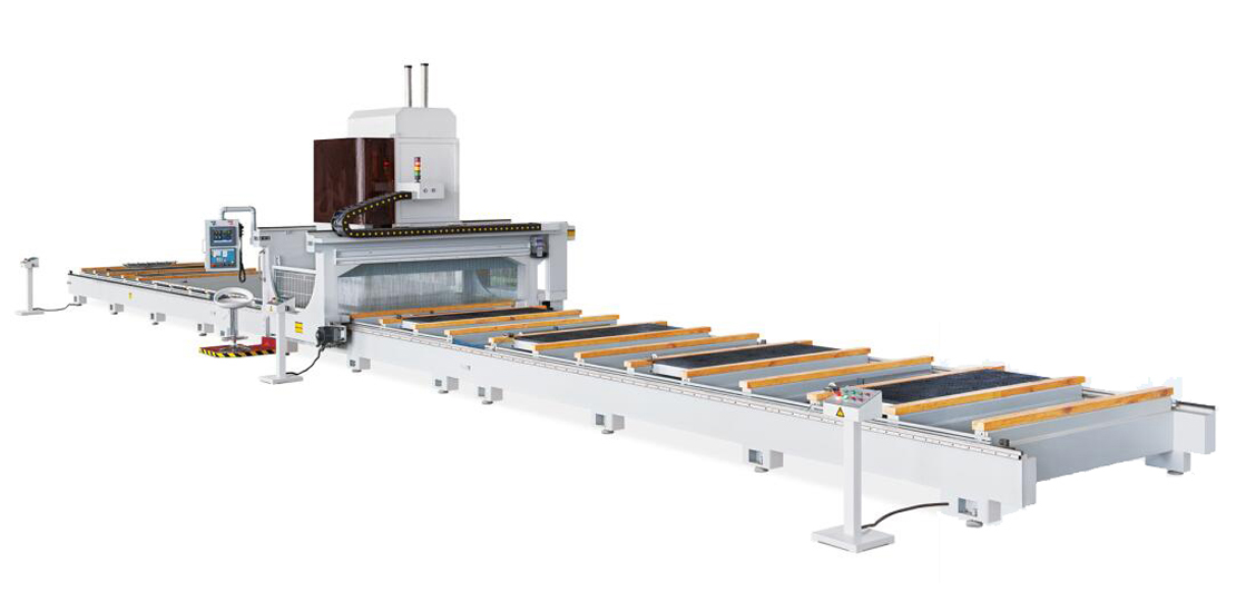 DRX-18024PRO  Large Panel CNC Center